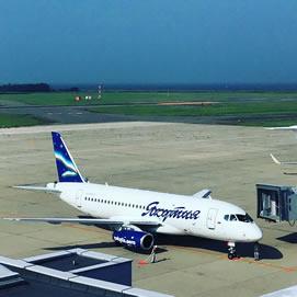 ウラジオストク・ハバロフスク線夏期チャーター便が7/19~運航いたします!
