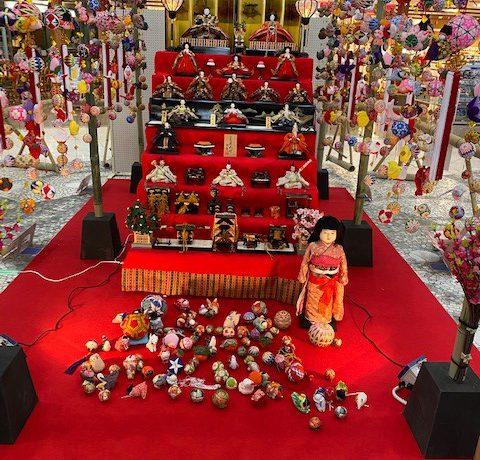 福岡・柳川伝統のつるし雛「さげもん」展示について