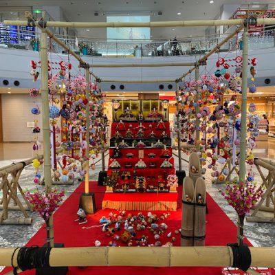 福岡県・柳川市伝統つるし雛「さげもん」の展示について