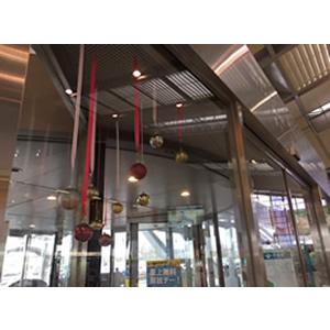 新潟空港イルミネーション装飾を見に来ませんか?