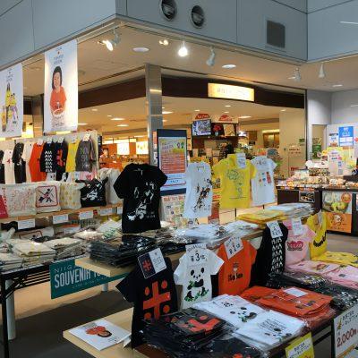 刷屋「新潟Tシャツ委員会」「トートバッグ」などの展示販売を行います