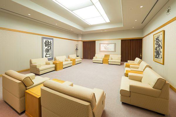 有料待合室・VIPルーム